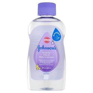 Johnson's Bedtime Oliwka na dobranoc 200 ml