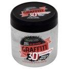 Bielenda Graffiti 3D Żel do włosów bardzo mocny z czarną rzepą 250 g