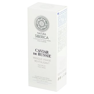 Natura Siberica Caviar de Russie Age-Delay Face Mask 100 ml