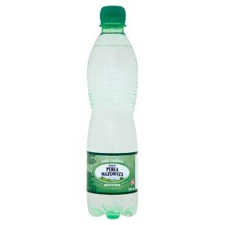 Tesco Perła Mazowsza Woda źródlana gazowana 500 ml
