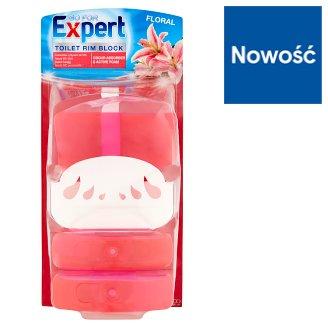 Go for Expert Floral Zawieszka z płynem do WC 3 x 55 ml