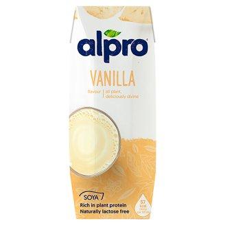 Alpro Vanilla Flavoured Soya Drink 250 ml