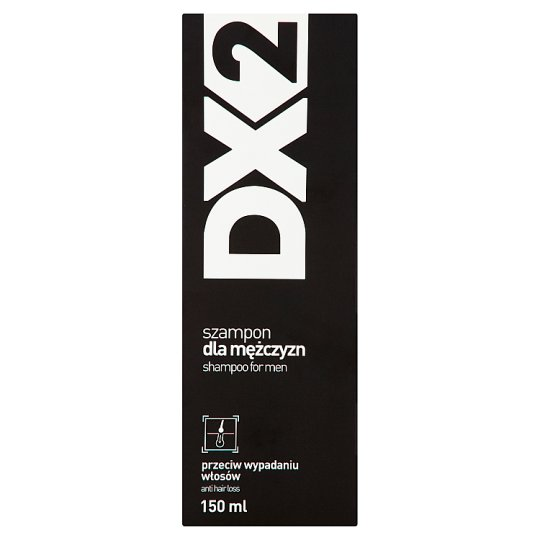 image 1 of DX2 Shampoo for Men Anti Hair Loss 150 ml
