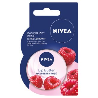 NIVEA Raspberry Rosé Balsam do ust
