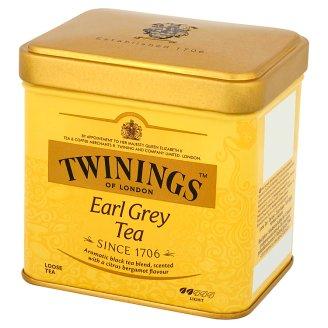 Twinings Earl Grey Czarna herbata liściasta z aromatem bergamoty 100 g