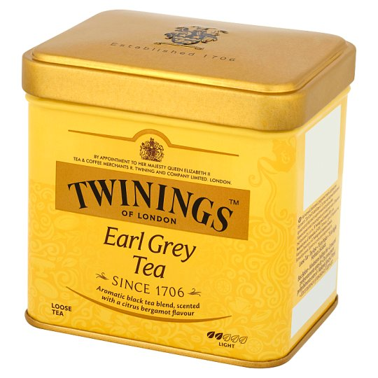 Twinings Earl Grey Loose Black Tea 100 g