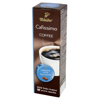 Tchibo Cafissimo Coffee Fine Aroma Ground Coffee Capsules 70 g (10 Pieces)