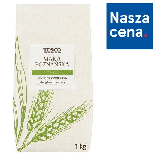 Tesco 500 Type Poznańska Wheat Flour 1 kg