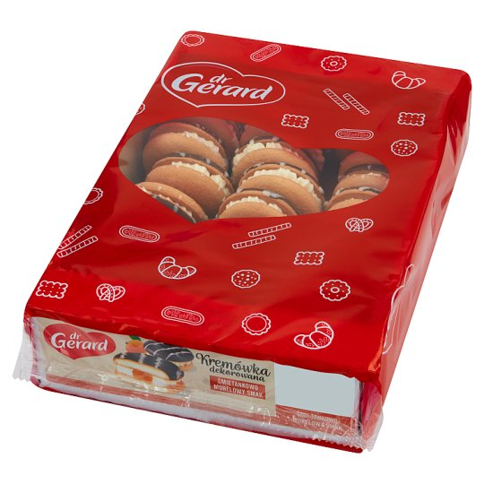 dr Gerard Decorated Biscuits with Apricot 820 g
