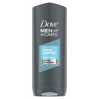 Dove Men Plus Care Clean Comfort Shower Gel 250 ml
