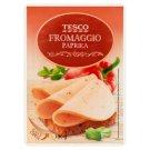 Tesco Fromaggio Paprika Sliced Cream Cheese 100 g