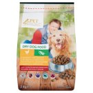 Tesco Pet Specialist Rings with Poultry and Vegetables Dry Food for Adult Dogs 2 kg