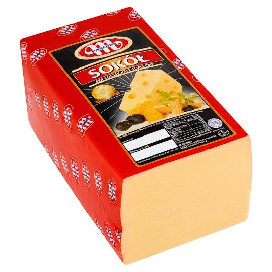 Mlekovita Sliced Sokół Cheese