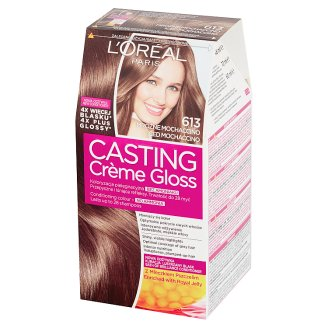 L'Oreal Paris Casting Crème Gloss Coloring Cream Iced Mochaccino 613