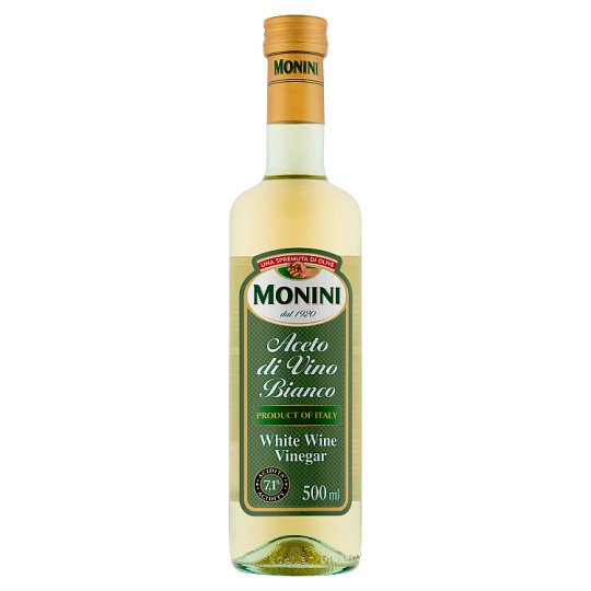 Monini White Wine Vinegar 500 ml