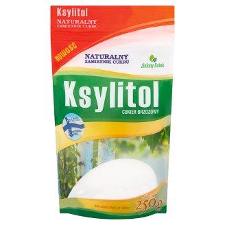 Zielony listek Xylitol Birch Sugar 250 g