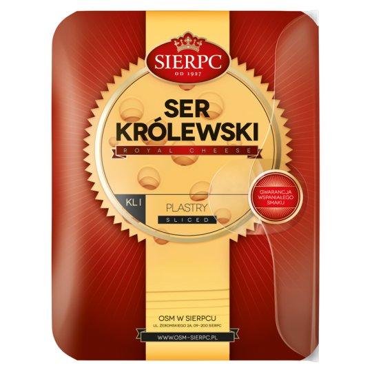 Sierpc Royal Cheese 135 g
