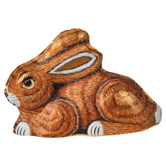 Rakpol Figurine of Sitting Rabbit from Milk Chocolate 150 g