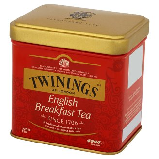 Twinings English Breakfast Czarna herbata liściasta 100 g