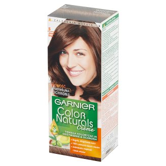 Garnier Color Naturals Creme Hair Colorant Light Brown 5