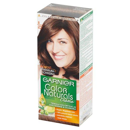 Garnier Color Naturals Creme Hair Colorant Light Brown 5