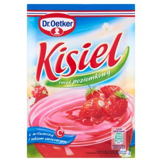 Dr. Oetker Wild Strawberry Flavoured Instant Jelly 38 g