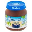 Gerber Suszone śliwki po 4 miesiącu 125 g