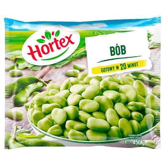 Hortex Broad Beans 450 g