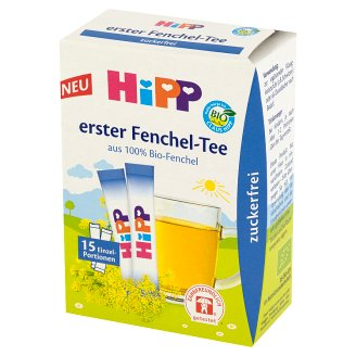 HiPP BIO Italian Dill Tea 5.4 g (15 Sachets)