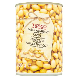 Tesco Fasola Haricot w zalewie 400 g