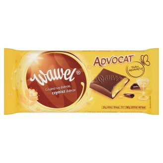 Wawel Advocat Filled Chocolate 100 g