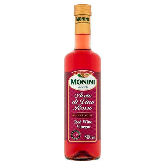 Monini Ocet winny czerwony 500 ml