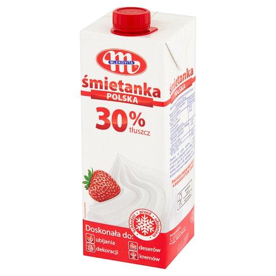Mlekovita Polish Cream 30% 1 L