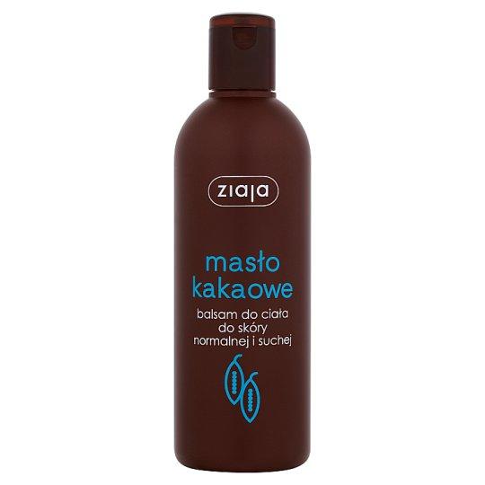 Ziaja Masło kakaowe Balsam do ciała do skóry normalnej i suchej 300 ml