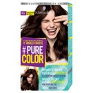 Schwarzkopf #Pure Color Farba do włosów 4.6 ciemna czekolada