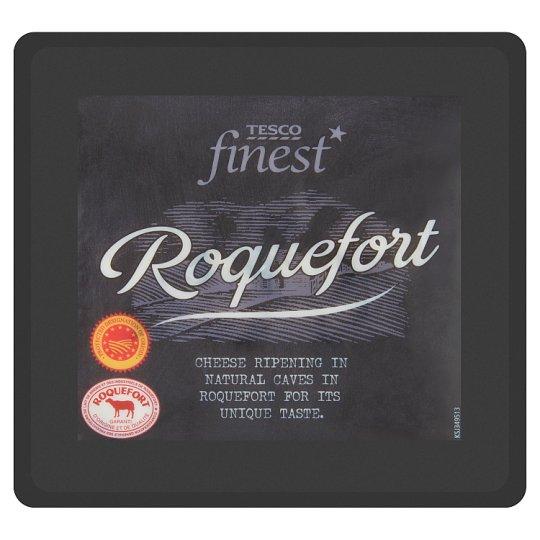 Tesco Finest Ser Roquefort 100 g
