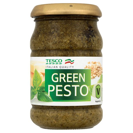 Tesco Italian Quality Green Pesto 190 g