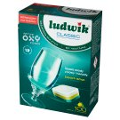 Ludwik Classic Dishwasher Tablets 1.8 kg (100 Pieces)
