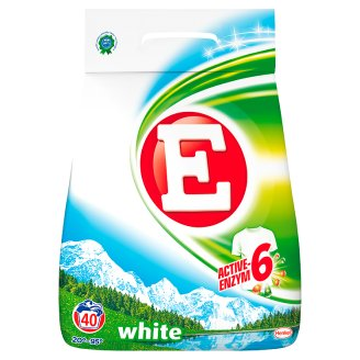 E White Washing Powder 2.8 kg (40 Washes)