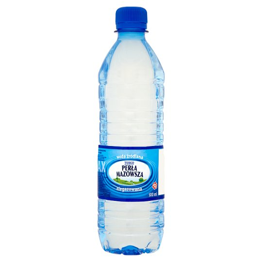 Tesco Mazovia Pear Still Spring Water 500 ml
