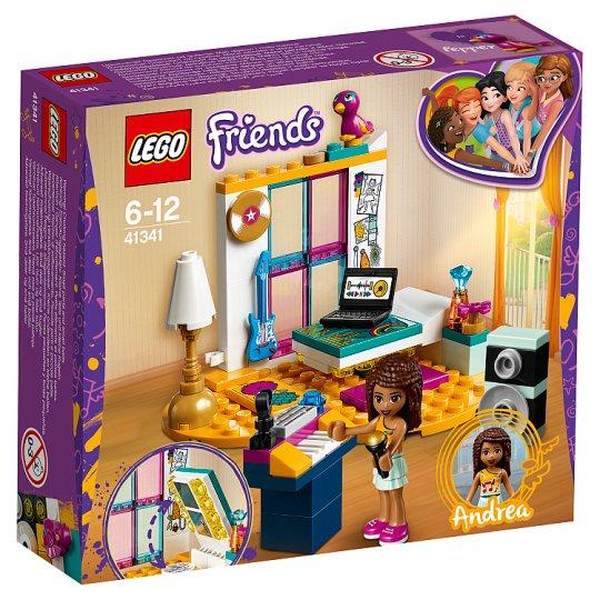 Lego Friends Sypialnia Andrei 41341 Tesco Ezakupy