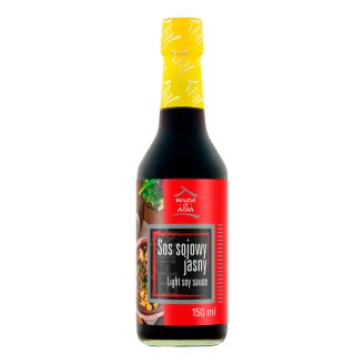 House of Asia Sos sojowy jasny 150 ml