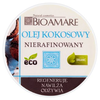 Bioamare Unrefined Coconut Oil 200 ml