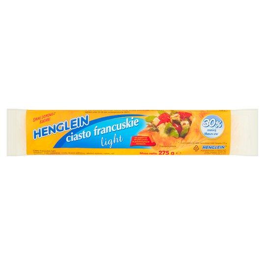 Henglein Light Puff Pastry 275 g