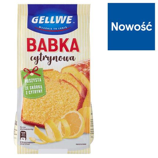 Gellwe Lemon Cake 375 g