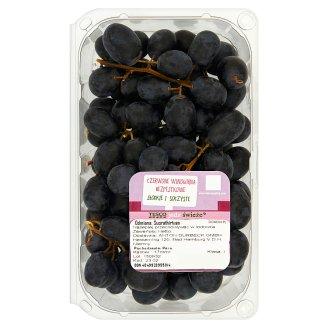 Tesco Czerwone winogrona bezpestkowe 500 g