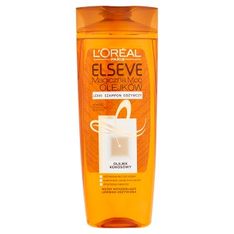 L'Oreal Paris Elseve Magic Power of Oils Light Nourishing Shampoo 400 ml