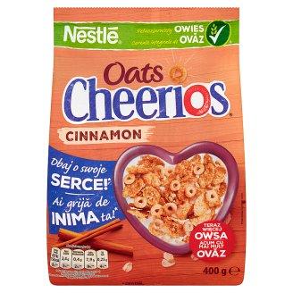 Nestlé Cheerios Oats Crunchy Flakes with Cinnamon 400 g