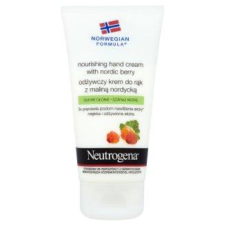 NEUTROGENA Formuła Norweska Odżywczy krem do rąk z maliną nordycką 75 ml