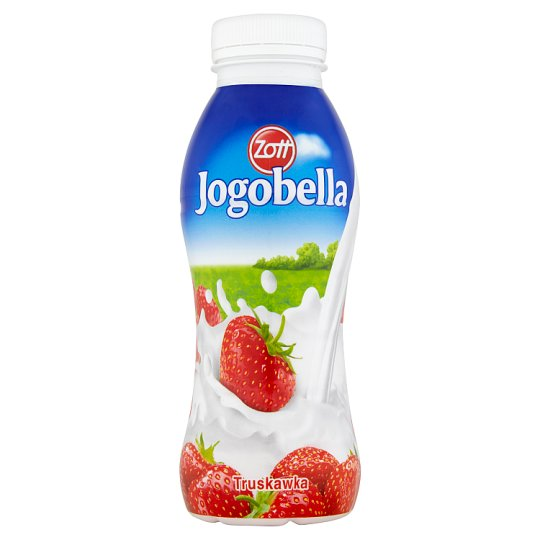 Zott Jogobella Strawberry Drink Yoghurt 300 g